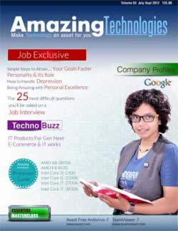 About Amazing Technologies