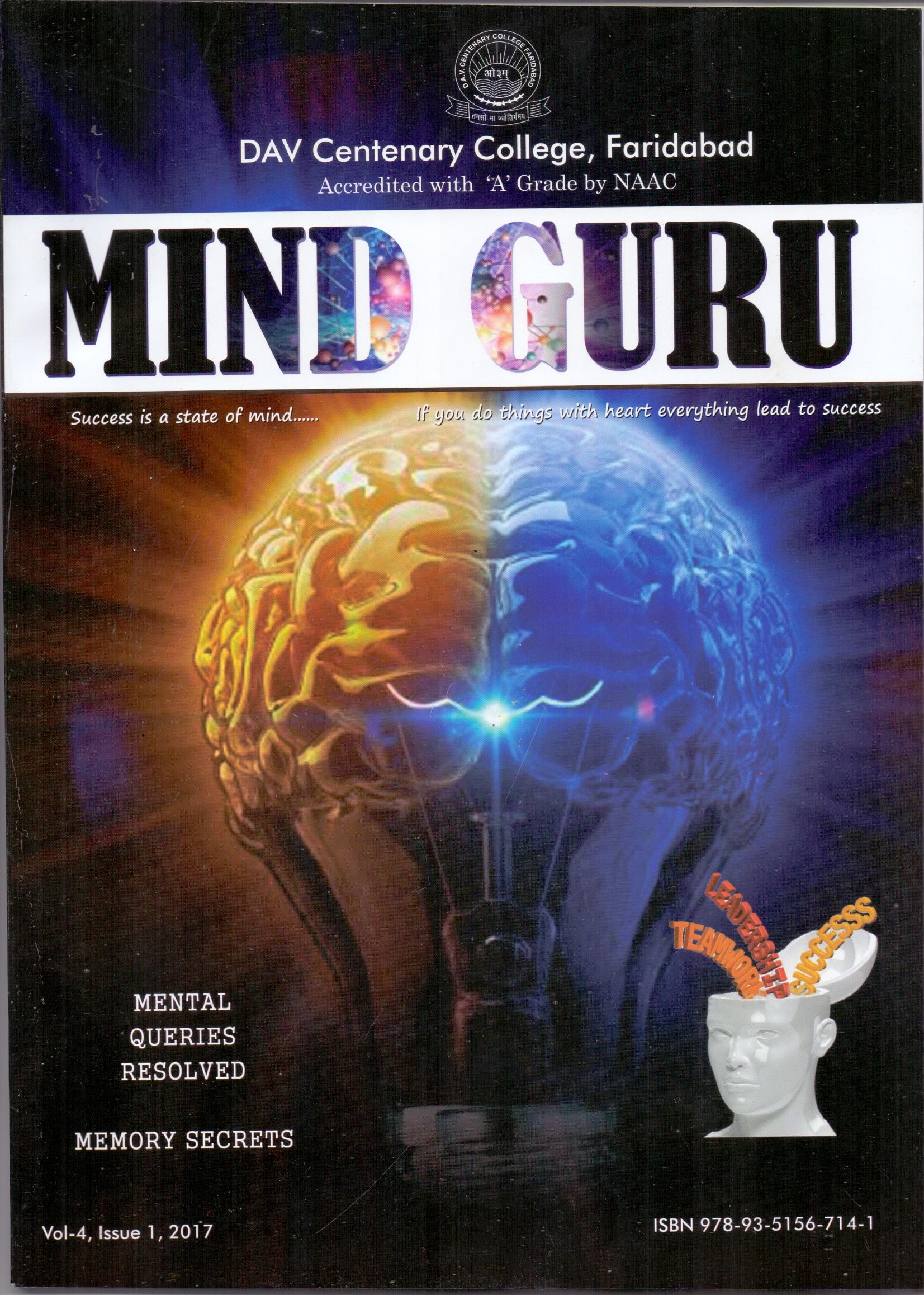 About Mind Guru Magazine