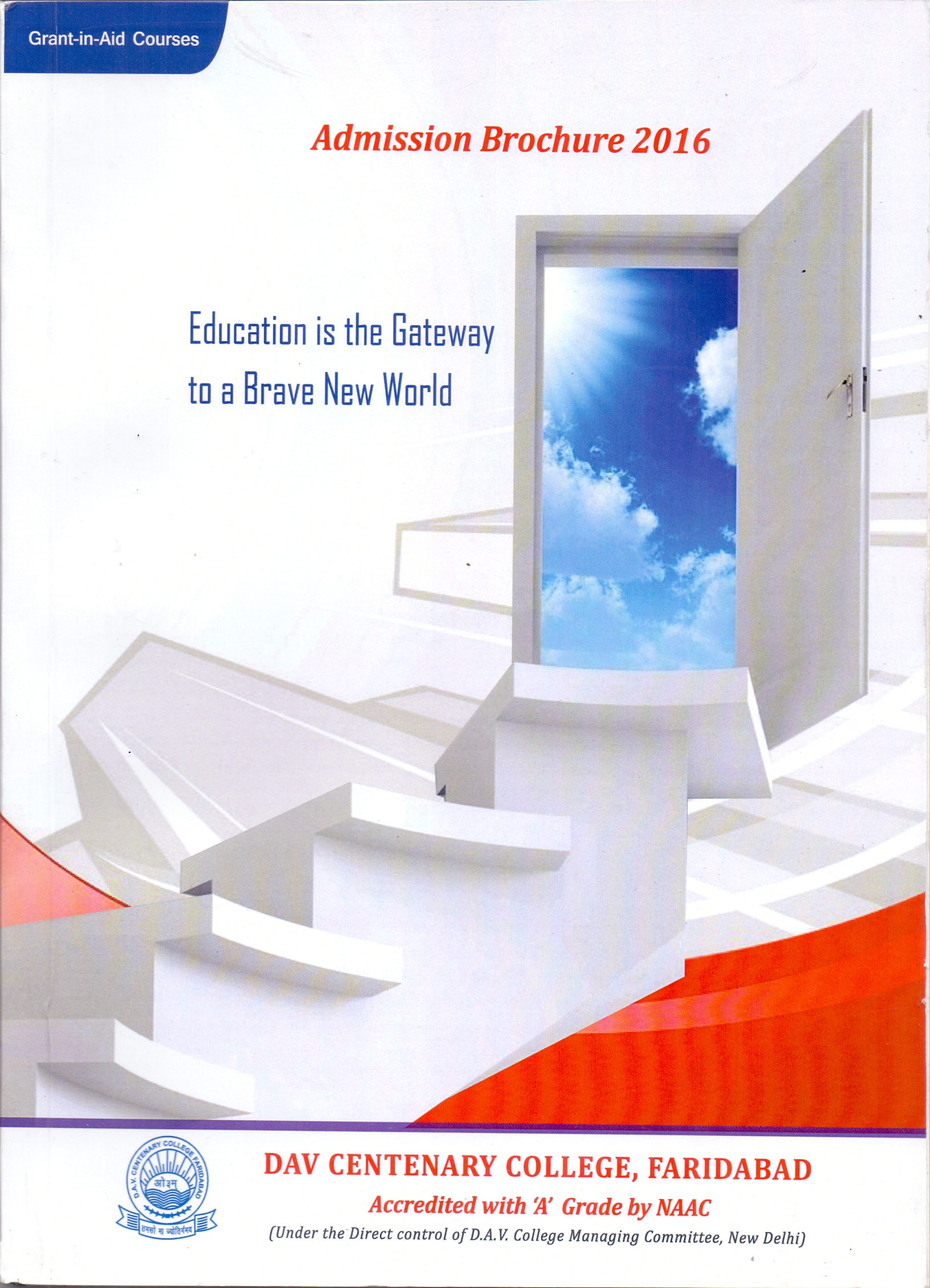 About Admission Brochure
